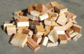 Fuel - Wood Blocks