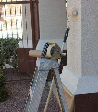 Quality Interior Exterior House Painting Service Painting Contractor in Las Vegas NV | McCarran Handyman Services