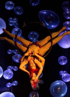 Houston Burlesque and Circus Festival BCBC Fest