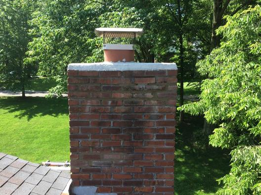 Excellent Chimney Crown Repair Service and Cost in Utica Nebraska| Lincoln Handyman Services