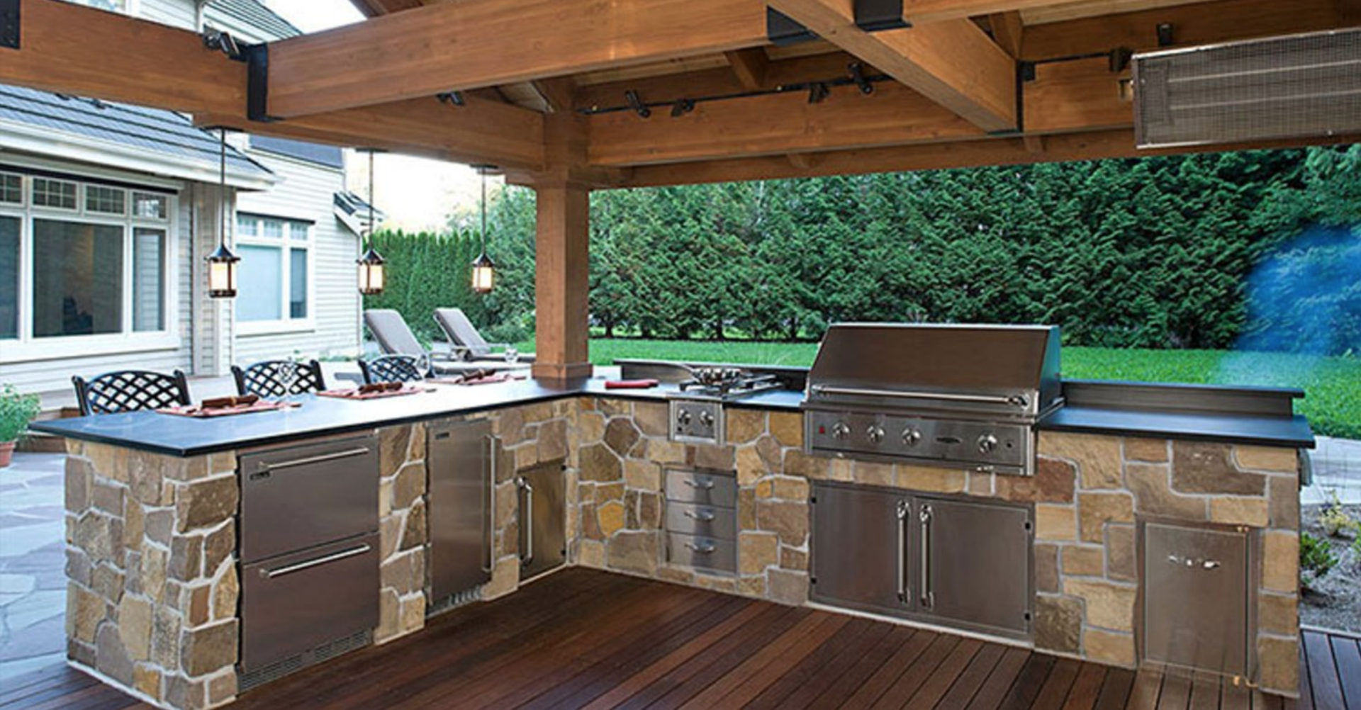 Sarasota Outdoor Kitchens Gallery
