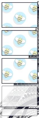 Bumblebee Booths Photo Strip sample #30
