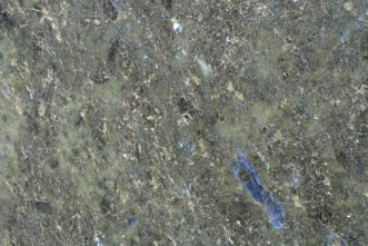 Labrodite Australe Granite Multiple shades of Green, Blue, and Gold