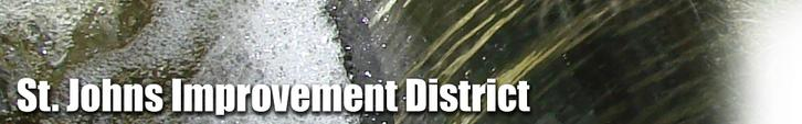 St Johns Improvement District Header logo