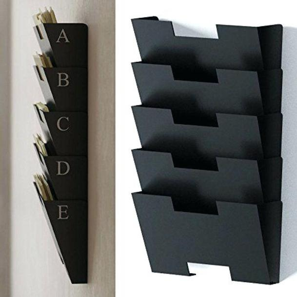 WALL FILE HOLDER HANGING