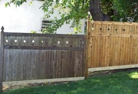 Best Fence Cleaning Service in Edinburg Mission McAllen TX | RGV Janitorial Services