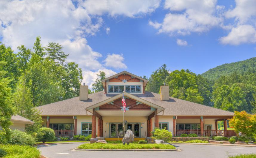 Community Center, Sapphire Valley Resort, High South Adventures