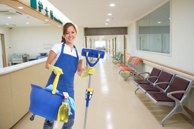 Best Health Clinic Janitorial Services in Edinburg Mission McAllen Texas RGV Janitorial Services