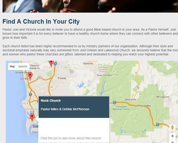 Church Warning in San Diego | C3 Church | Cornerstone