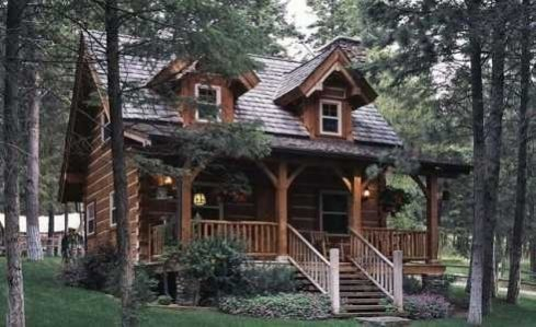 Mountain Valley Log Homes Home