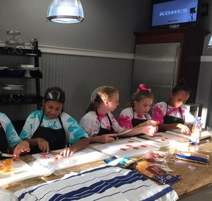 kids cooking classes, culinary classes, food, birthday parties for kids, kids activites, long island