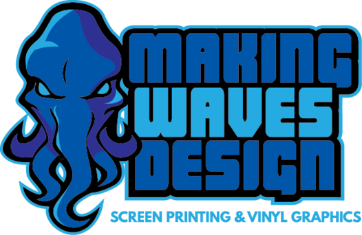 Screen Printing Vinyl Graphics TShirt Printing Wilmington NC - Custom vinyl decals for t shirt printing