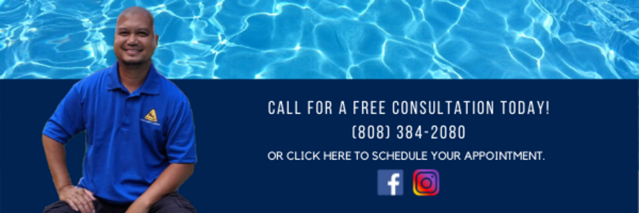 Azul Pool Service Hawaii - Contact Us
