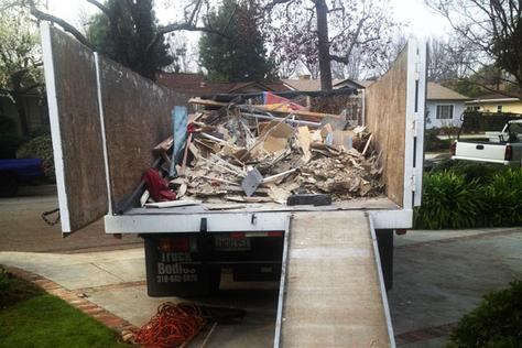 Fast Construction Material Haul Away Debris Removal in Omaha NE | Omaha Junk Disposal