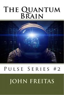 Sci fi book series The Quantum Brain 2016 2017