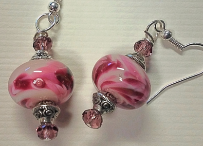Jewelry, Lampwork, Torch, Glass work, Fused Glass