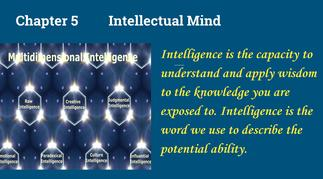intellectual mind, digital thinking