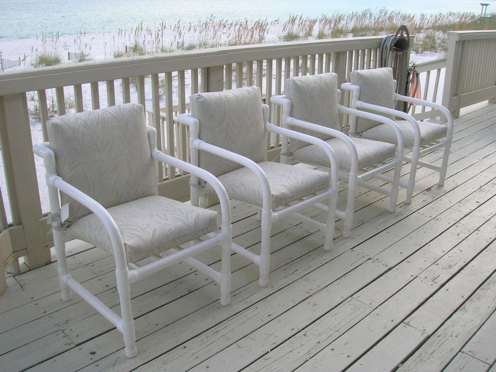 - Patio Specialists PVC Furniture