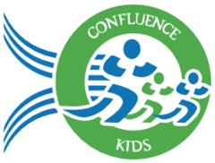 Confluence Kids Running & Health Program. Confluence Running sells running shoes, apparel, and coaching services as well as organizes brands like Kaio Coaching for Women, Men, and Sports Teams, Herald of Victory Marathon & 3-Person Relay, Victory Fitness Expo, Confluence Kids, Victory Kids Run, Marathon Music Fest, Beers and Cheers Microbrewery Festival, Binghamton Marathon Weekend, Confluence Running, Confluence Running Water Stop, Southern Tier Cross Country, Parade Day Mile, Pub Run Series, Empire Road Race Series, Binghamton Area Trail Runners.