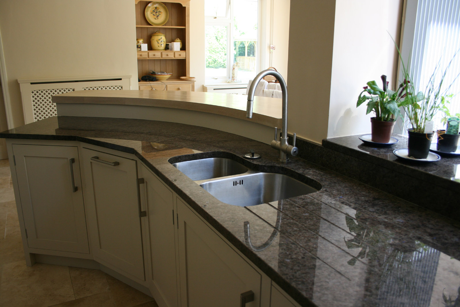 Granite Kitchen Work Tops