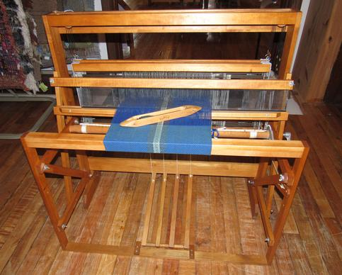 "Used Harrisville 36"" 4 shaft loom in West Michigan"