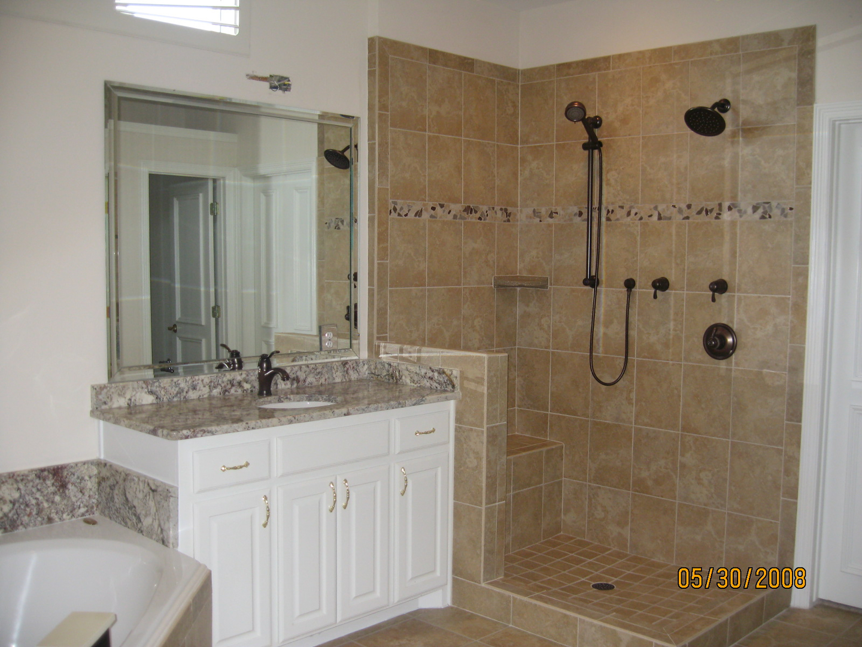 Bathrooms Showers - Bathroom remodel flower mound tx