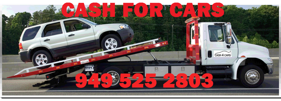 Cash4Cars Wrecker