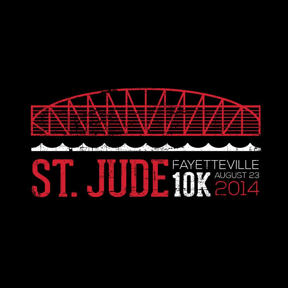 St Jude Fayetteville 10K @ Lake Fayetteville | Fayetteville | Arkansas | United States