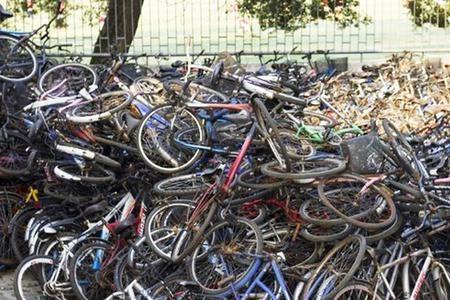 Bicycle Removal Bicycle Disposal Bicycle Pick Up Donation Recycling Service and Cost Lincoln NE | LNK Junk Removal