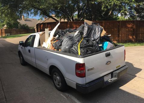 JUNK REMOVAL SERVICE IN ALBUQUERQUE NM