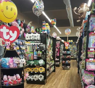 We LOVE Being YOUR Local Family Owned Party Supply Store Located In The St Francis Safeway Shopping Center On Calistoga Road