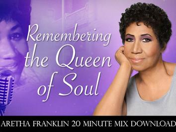 Aretha Franklin 20 minute mix