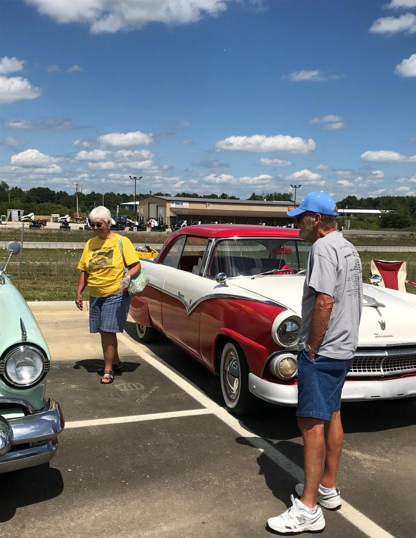 Mt  Orab Automall Car Show