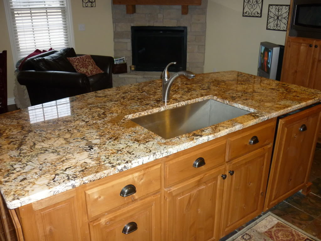 Emerald Pearl Granite Kitchen Granite Group 3