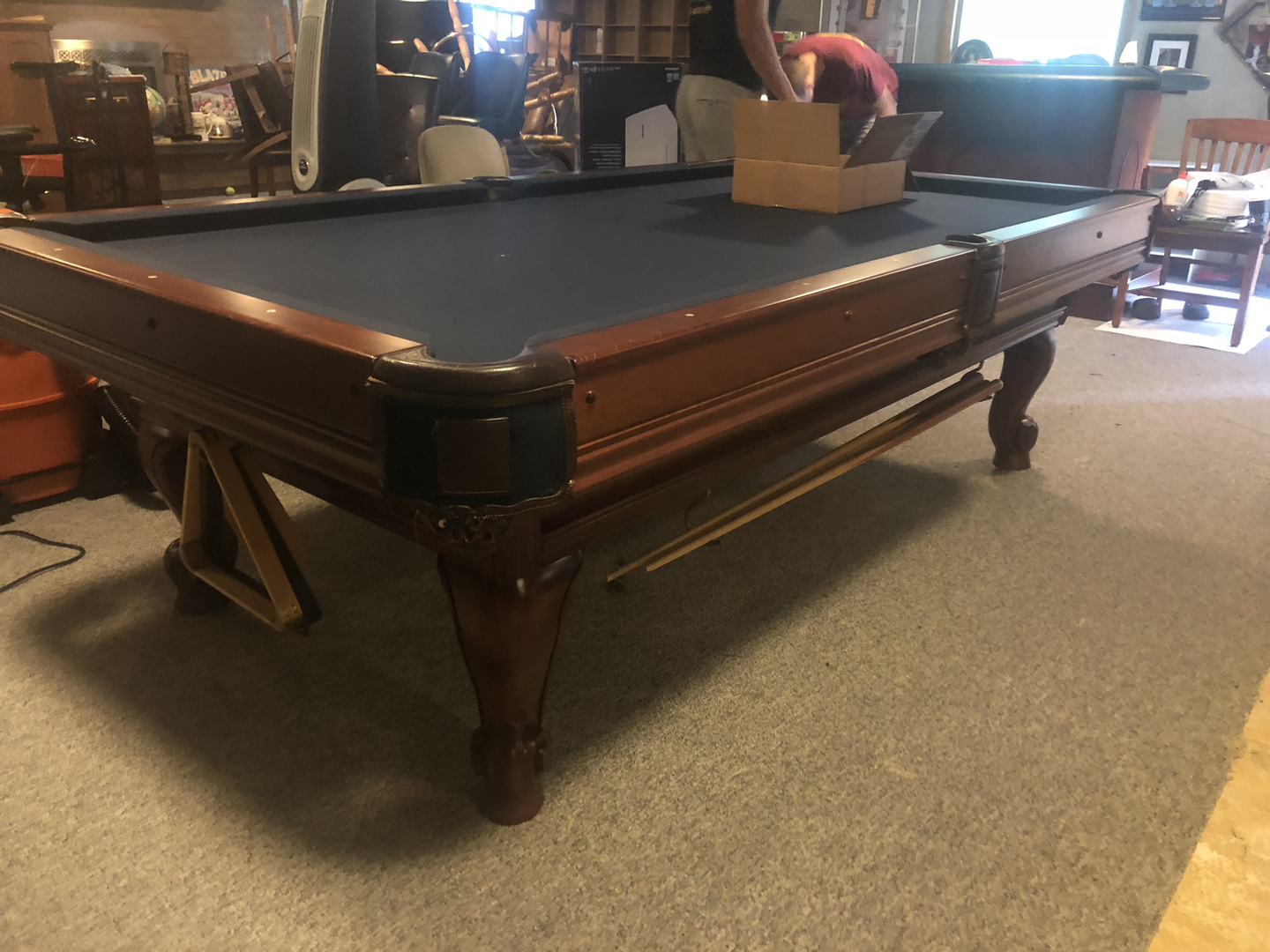 Used Pool Tables For Sale >> Used Pool Tables Used Pool Tables For Sale Valley Billiards