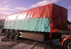 Trailer PVC Cover and Tarpaulins Manufactured in Bury