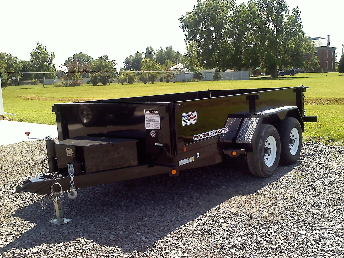 Landscape Utility Trailers 16 Trailer Wiring Harness Acid Washed To Achieve The Best Possible Surface Preparation Prior Coating Include Industrial Grade Sealed Harnesses Which Eliminate