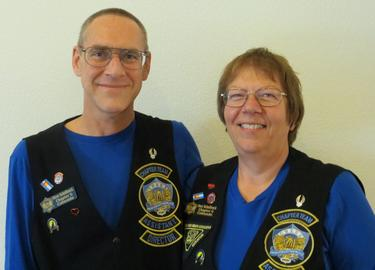 STEVE & INEZ SCHOLBROCK CO-G Chapter Directors