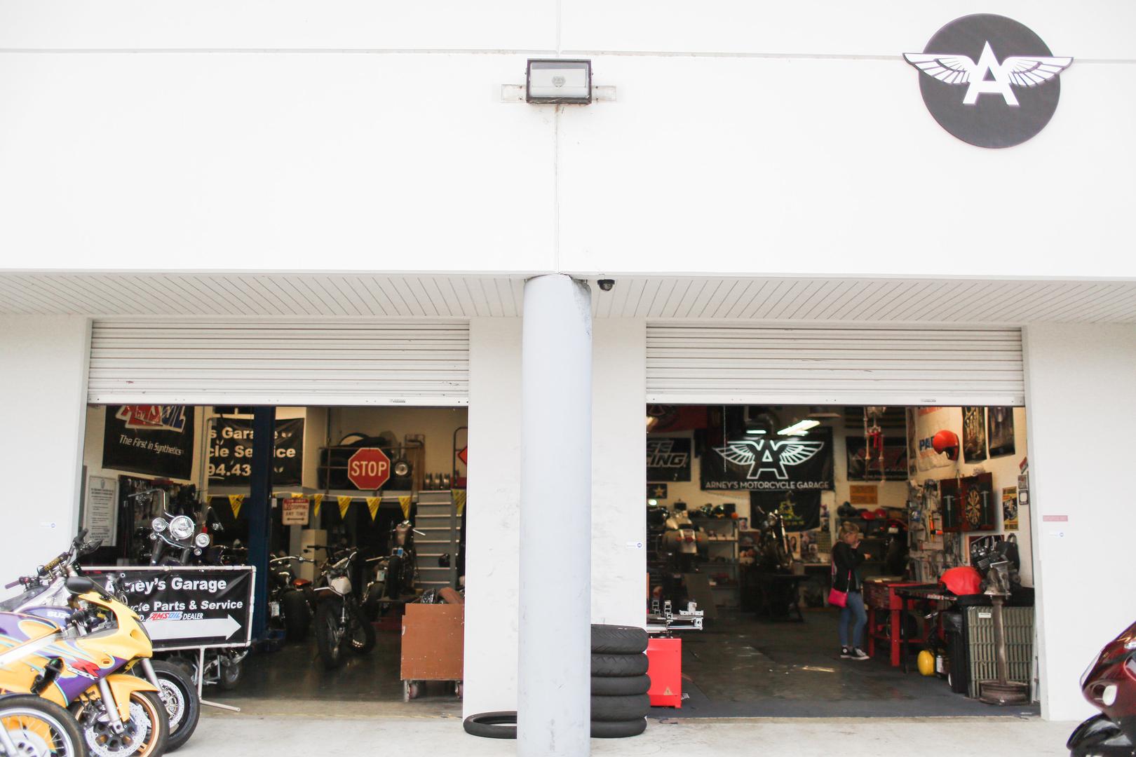 Arneys Motorcycle Garage Repair Service Honda Shop In Murrieta Offers Maintenance And By Factory Certified Technicians