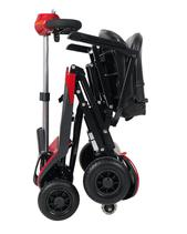 Automatically Folding Wheelchair