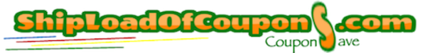 ShipLoadOfCoupons.com Free Food Internet Coupons