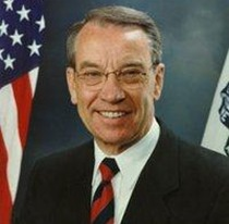 Chuck Grassley honors Robert MacLean and Fast and Furious whistleblower