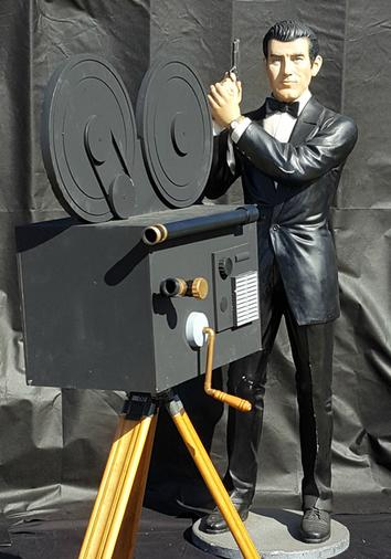 James Bond Themed Events and Prop Hire