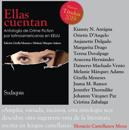 Melanie Marquez Adams Feminist Horror Crime Fiction Fiction Short Stories Collection Magical Realism US Latina Writer
