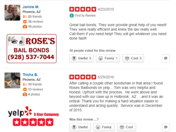 bail bonds bail bonds yelp review