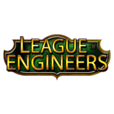 League of Engineers Sticker