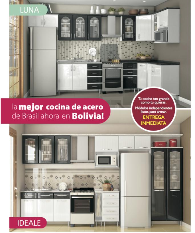 Los muebles de cocina Bertolini son de calidad y diseño óptimos para