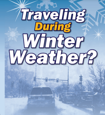 ODOT Winter Traveling Tips