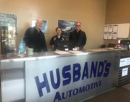 Dale Husband of Husband's Automotive in Scottsdale