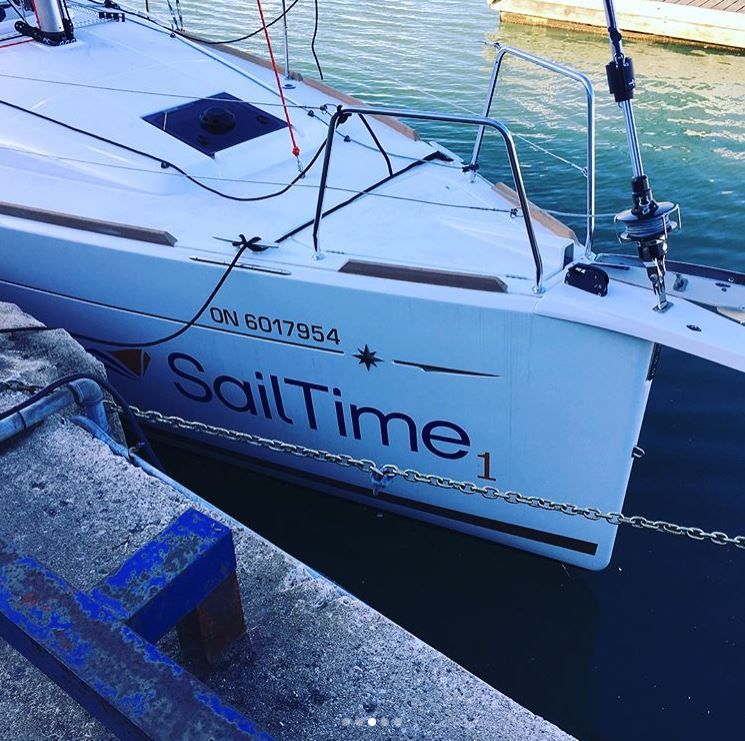 S A  Signs - Put Beautiful Graphics On Your Boat!